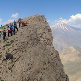 (Ali Saeidi N) www.mountain-n.com, Damavand