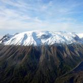 Hoodoo Mountain in all its glory