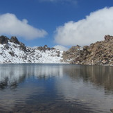 Sabalan Lake