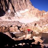 Alamkooh Glacier, Alam Kuh or Alum Kooh