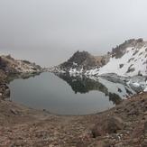 Silence of the Lake, سبلان