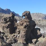 Eagle Stone, Sabalan
