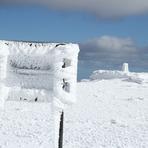 LUGH IN SNOW, Lugnaquilla