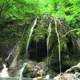 naser ramezani Espehoo waterfall