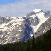 Gannett, Gannett Peak
