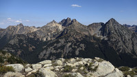 Cutthroat Peak photo