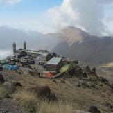 The Sabalan shelter, سبلان