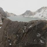 The Sabalan Lake, سبلان
