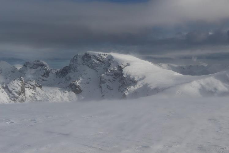 Malyovitza west slope
