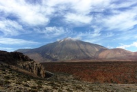 Mount Teide from Las Canadas, El Tiede Tenerife photo