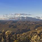 Nevados national Park, Nevado del Ruiz