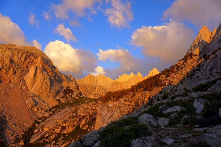 Mount Whitney weather