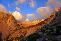 Mount Whitney Alpenglow photo