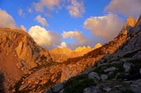 Mount Whitney Alpenglow photo