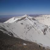 cresta de Mgoun, M'Goun