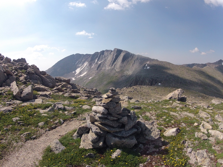 Mount Evans weather