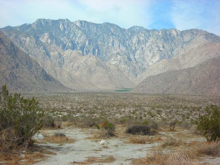 San Jacinto Mountain, Mount San Jacinto Peak