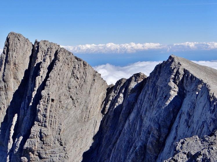Olympus(Skala-Kakoskala-Mytikas), Mount Olympus