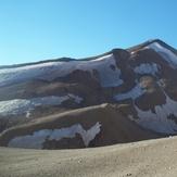 Panoramica Domuyo, Volcan Domuyo