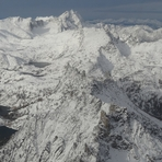 The Stuart Range, Mount Stuart