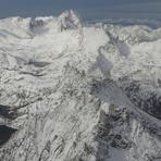 The Stuart Range, Mount Stuart