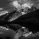 Mount Blanc massif
