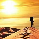 naser ramezani iran central desert, Karkas