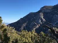 Clark Mountain natural arch, Clark Mountain (California) photo
