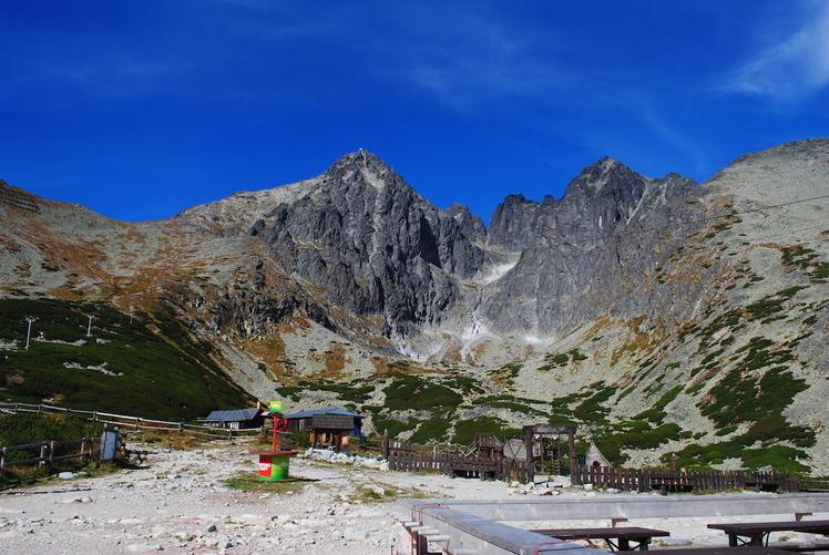 Lomnicky Stit, Tatras, Slovakia