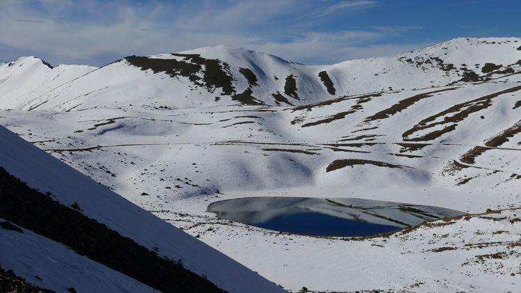 Laguna de la Luna, Nevado de Toluca