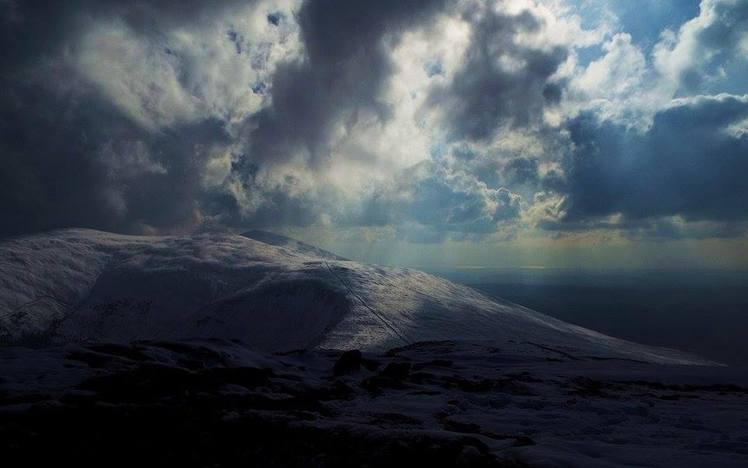 Knockmealdown mountains as captured by Rick Prendergast.