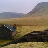 Picws Du from Llyn Y Fan