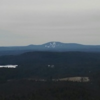 View from Summit, Mount Watatic photo