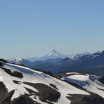 Volcán Puntiagudo, Chile, Puntiagudo-Cordón Cenizos