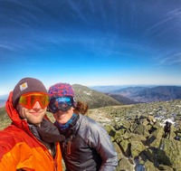 Summit of Jefferson, Mt Jefferson photo