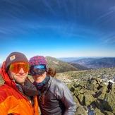 Summit of Jefferson, Mt Jefferson