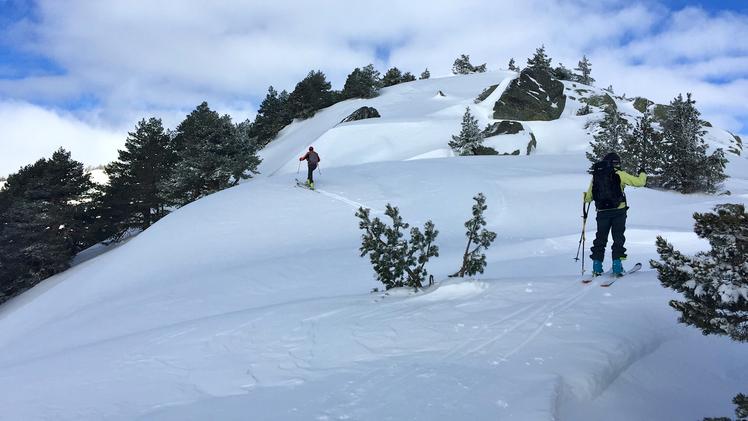 Ascension Pico Zorraquin, Pico Urbión