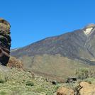 Pico de Teide - las cañadas del teide