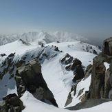 Kalagh Laneh peak, Alvand (الوند)