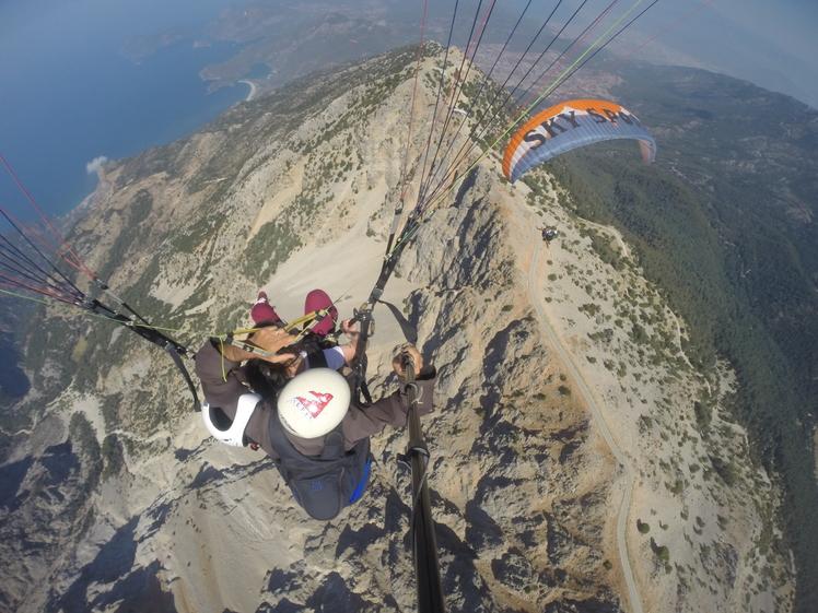 Sky Sports Paragliding Baba Dagi