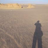 naser ramezani shadad desert, Hazaran
