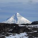 Volcan Lanin desde Co Rucachoroy