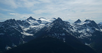 Snowfield Peak from Ruby Mountain photo