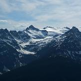Snowfield Peak from Ruby Mountain
