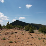 Mt. Rosa Summit from Top Saddle, Mount Rosa (Colorado)