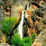 naser ramezani tammeh waterfall, Karkas