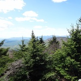 View from Sugarloaf Mountain NY, near summit., Sugarloaf Mountain (Greene County, New York)