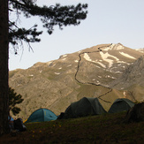 Climbing route-melikler plateau  dedegöl peak, Dipoyraz