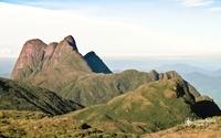 Conjunto Ibiteruçu (Pico Paraná) visto do cume do Monte Tucum photo