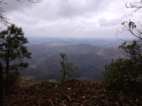 AmeriCorps Cliff on the Pine Mountain Trail, Pine Mountain (Appalachian Mountains) photo